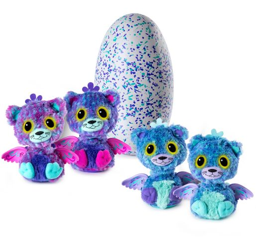 Surprise Hatchimals, Peacat