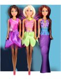 Glimmer & Style Fantasy Doll Collection, 3-pk