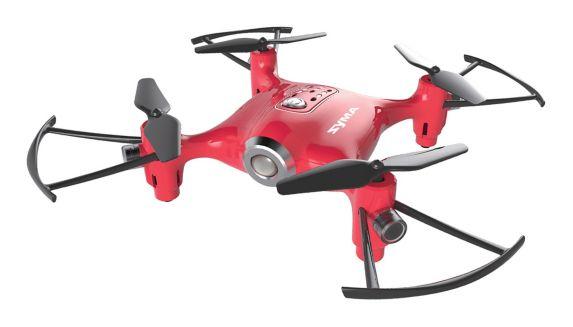 Syma RC D44 Stunt Drone, 6.5-in