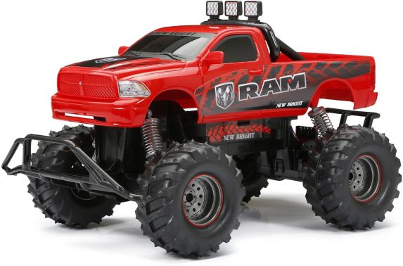 1:10 R/C Chargers Truck, Assorted Product image