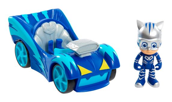 PJ Masks Power Racers, Assorted, 3-in Product image