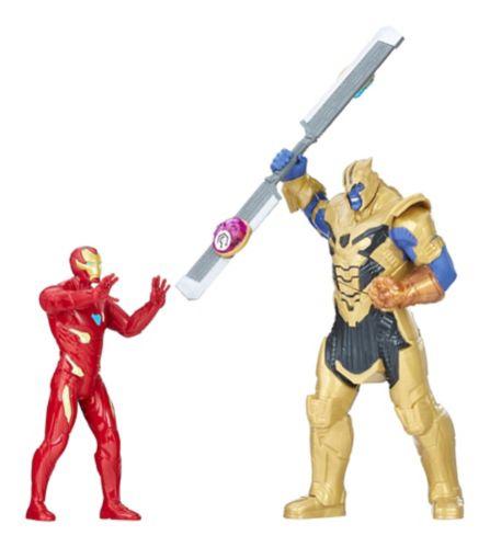 Jeux Marvel Avengers Infinity War et Thanos Battle