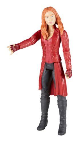 Figurines de Marvel Avengers Titan Hero, assorties, 12 po