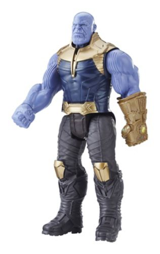 Avengers Titan Tech Thanos, 12-in Product image