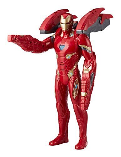 Figurine articulée Iron Man Avengers Mission Tech, 14po Image de l'article