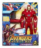 Figurine articulée Iron Man Avengers Mission Tech, 14po | Marvelnull