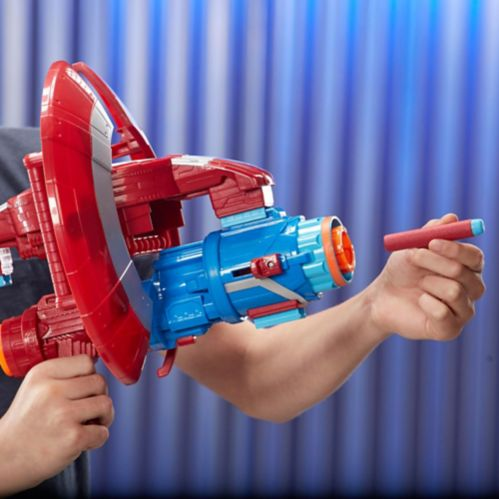 Avengers Assembler Gear Captain America, 10-in Product image