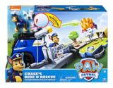PAW Patrol, Chase's Ride 'n' Rescue, Transforming 2-in-1 Playset & Police Cruiser, Assorted | Paw Patrolnull