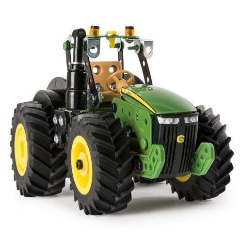 Tracteur Meccano John Deere 8R
