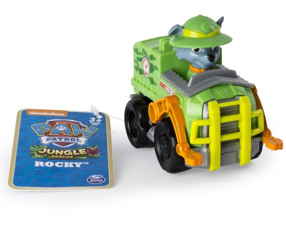 Paw Patrol Rescue Racers, Assorted
