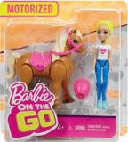Barbie on the Go Pony, Assorted, 4-in | Barbienull