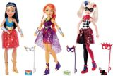 DC Super Hero Girls Masquerade, Assorted, 12-in | DC Comicsnull