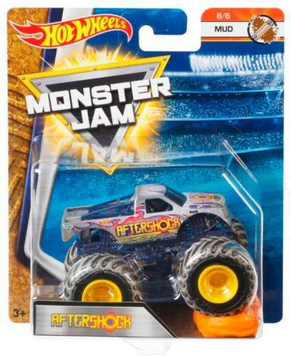 Véhicule Hot Wheels Monster Jam, échelle 1/64, choix variés Image de l'article