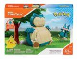 Pokémon Ronflex et Goinfrex Mega Construx | Pokemonnull