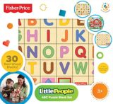 Blocs de casse-tête et d'alphabet Fisher-Price, paq. 30 | Fisher Pricenull