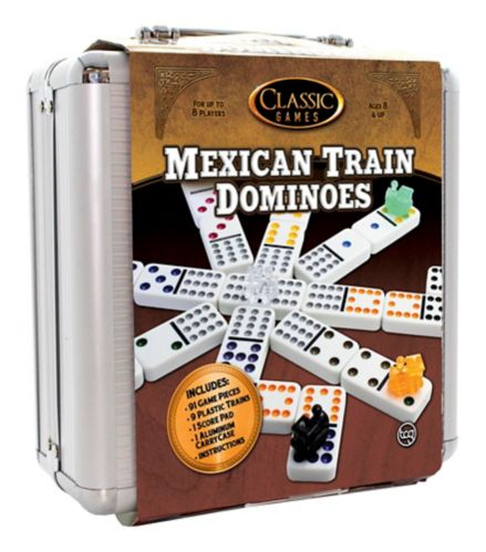 Mexican Train Dominos Product image