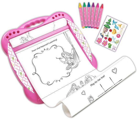 Princess Roll Desk Art
