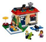 LEGO Creator Modular Poolside Holiday, 356-pc | Legonull