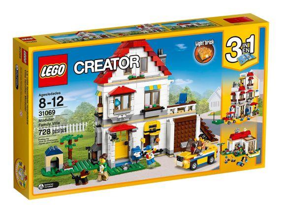 LEGO Creator Modular Family Villa, 728-pc Product image