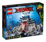 Le temple de l'ultime arme ultime du film LEGO Ninjago, 1403 pces | Legonull