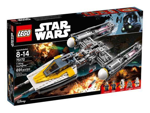 LEGO Star Wars Y-Wing Starfighter™, 691-pc