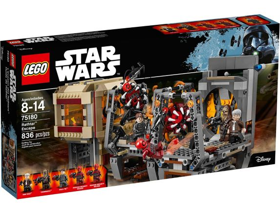 LEGO Star Wars Rathtar™ Escape, 836-pc