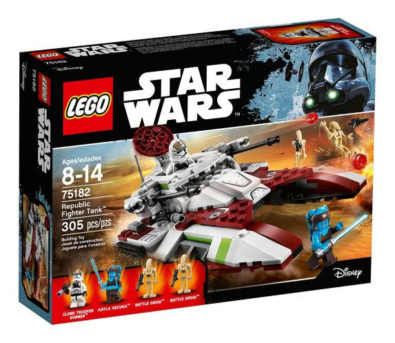 Republic Fighter Tank LEGO Star Wars, 305 pces Image de l'article