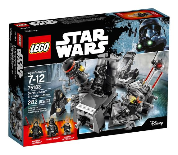LEGO Star Wars Darth Vader™ Transformation, 282-pc Product image