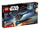 Tracker I LEGO Star Wars, 557 pces | Legonull