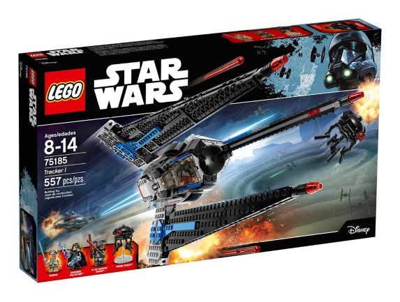 Tracker I LEGO Star Wars, 557 pces