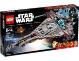 Arrowhead LEGO Star Wars, 775 pces | Legonull