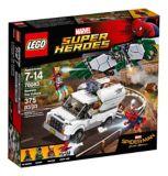 L'attaque de Vautour LEGO Marvel Super Heroes, 375 pces | Legonull