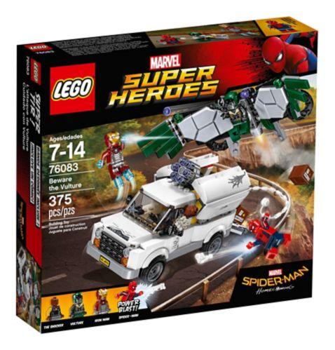 L'attaque de Vautour LEGO Marvel Super Heroes, 375 pces Image de l'article