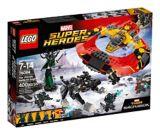 La bataille suprême pour Asgard LEGO Marvel Super Heroes, 400 pces | Legonull