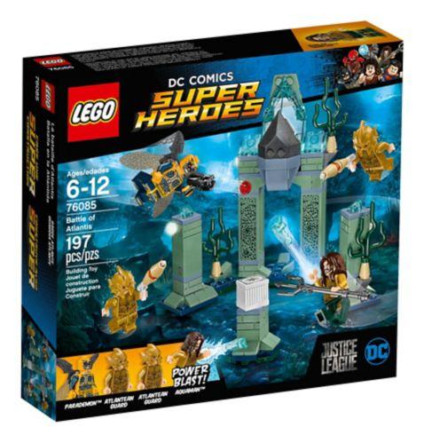 LEGO DC Comics Super Heroes Battle of Atlantis, 197-pc Product image