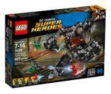 LEGO DC Comics Super Heroes Knightcrawler Tunnel Attack, 622-pc | Legonull