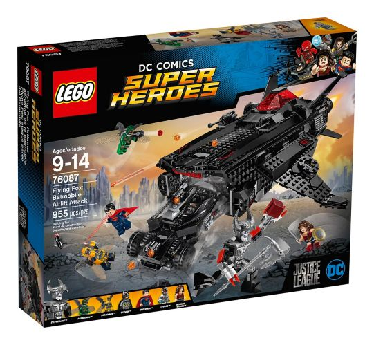 LEGO DC Comics Super Heroes Flying Fox: Batmobile Airlift Attack, 955-pc Product image