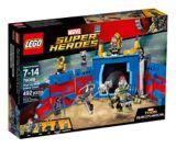 LEGO Marvel Super Heroes Thor vs. Hulk: Arena Clash, 492-pc | Legonull