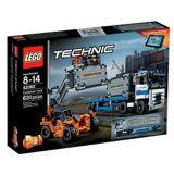 Le transport des conteneurs LEGO Technic, 631 pces | Legonull