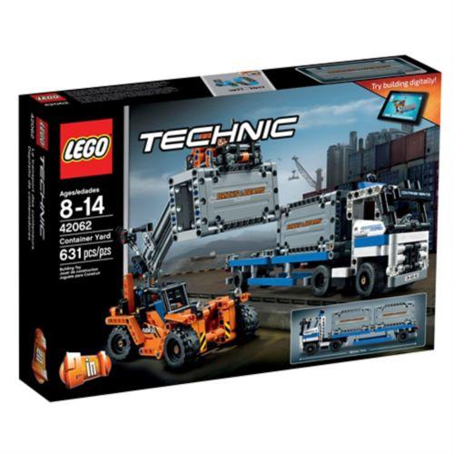 Le transport des conteneurs LEGO Technic, 631 pces Image de l'article