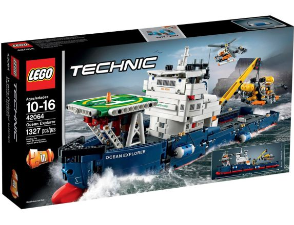 LEGO Technic Ocean Explorer, 1327-pc Product image