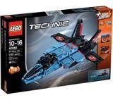 LEGO Technic Air Race Jet, 1151-pc | Legonull