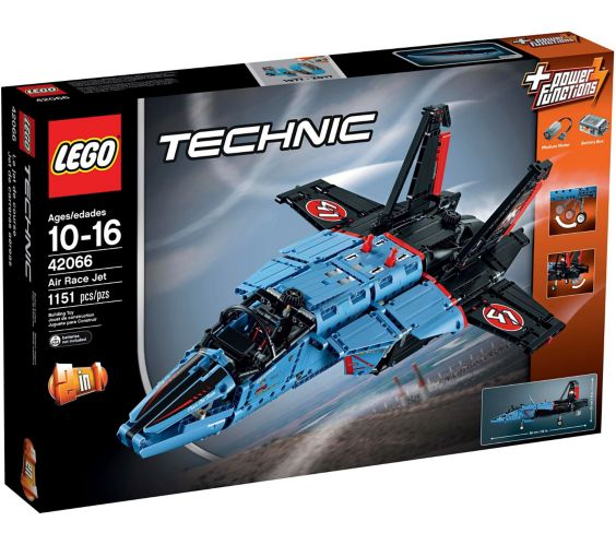 LEGO Technic Air Race Jet, 1151-pc Product image