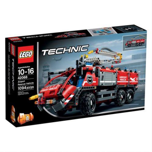 Le véhicule de secours de l'aéroport LEGO Technic, 1094 pces Image de l'article
