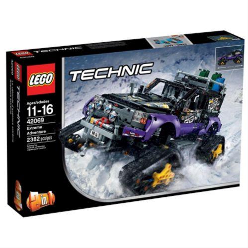 LEGO Technic Extreme Adventure, 2382-pc Product image