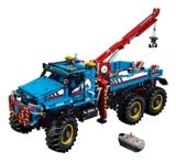 LEGO Technic 6 x 6 All Terrain Tow Truck, 1862-pc | Legonull