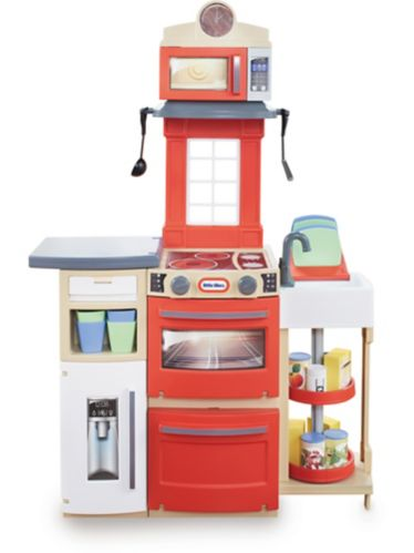 Cook'N Store Kitchen, Red Product image