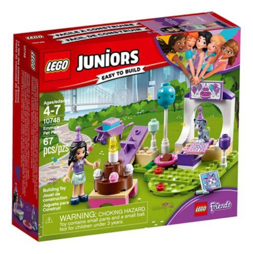 LEGO Juniors Emma's Pet Party, 67-pc