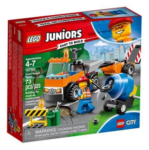 Le camion de réparation des routes LEGO Juniors, 73 pces Image de l'article