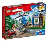 LEGO Juniors Mountain Police Chase, 115-pc | Legonull